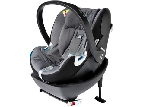Cybex Aton Q Isofix Child Car Seat Review