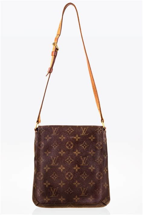 musette salsa monogram canvas shoulder bag shoulder bags
