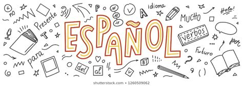 Espanol Images, Stock Photos & Vectors | Shutterstock
