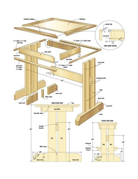 woodworking plans breakfast nook good woodworking
