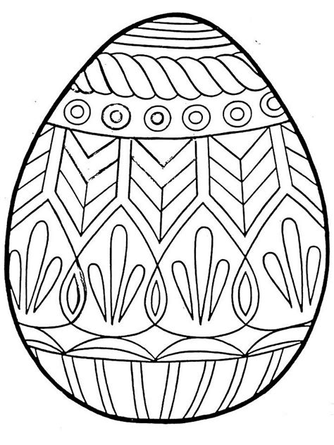 easter egg coloring pages  dr odd