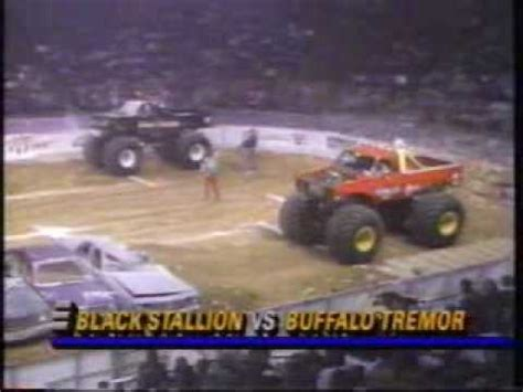 monster truck show in philadelphia 1991 ushra monster trucks philadelphia pa show 1 part