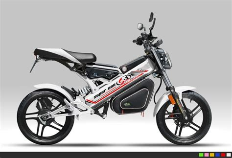 Hot Sell Brushless Motor Folable E Motorcycle Electric