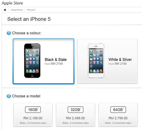 iphone 5 without contract iphone 5 price in malaysia without contract