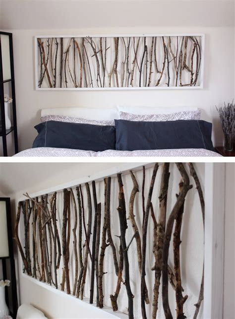 Most diy bedroom ideas involve woodworking, stitching, organization, wall art, or working with lights as these usually are things you do to improve the bedroom. 36 Best DIY Wall Art Ideas (Designs and Decorations) for 2018