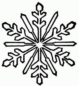 White Snowflake Clipart - Cliparts.co