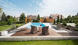 Gartenanlage Mit Pool : freude pur am pool ~ Sanjose-hotels-ca.com Haus und Dekorationen