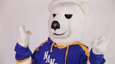 Happy Mascot S  By University Of Alaska Fairbanks