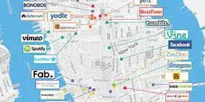 Where Are the Hottest Startup Offices in New York City ...