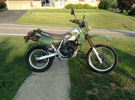 Buy Kawasaki Klr 250 Motorcycle Enduro Clean Fast Check On