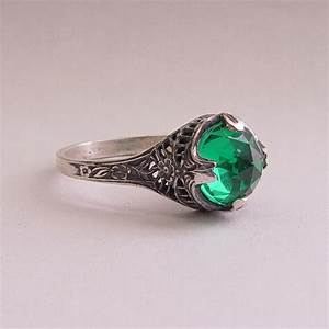 1000 images about vintage rings sterling silver on With antique wedding rings pinterest