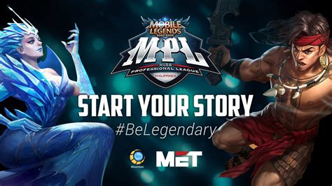 Met Announces The First Ph Professional Mobile Legends