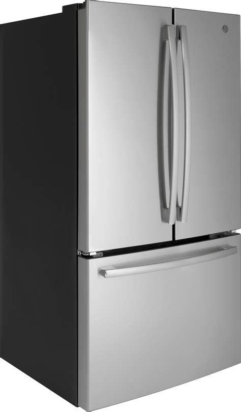 gnejmmes ge   cu ft french door refrigerator slate