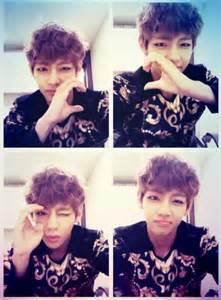 Kim Tae Hyung BTS Cute