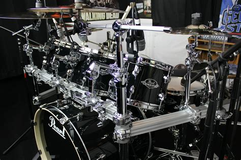 casey cooper pearl drums