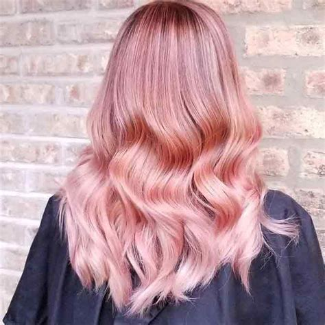 gold hair color trend how to get the gold hair color trend dale
