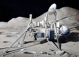 Five Options for NASA's (Lunar) Future (1970) | WIRED