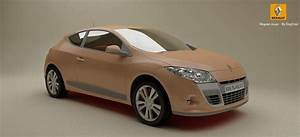 Renault Megane Iii Coupe By Siegfried