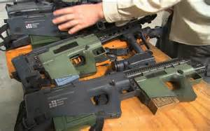 Future Bullpup Assault Rifles