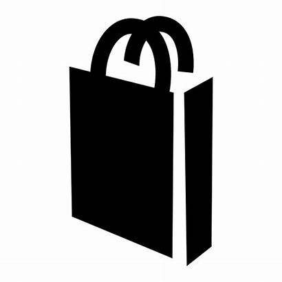 Shopping Bag Icon Paper Icons Transparent Bags