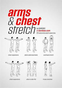 Arms  U0026 Chest Workout