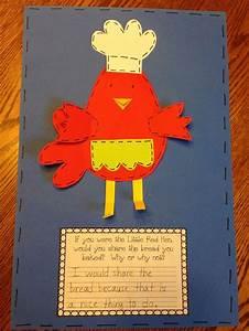 24 Best Little Red Hen Activities Images On Pinterest