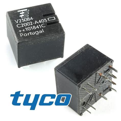 tyco auto relay