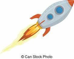 Rocket Clipart and Stock Illustrations. 64,772 Rocket ...