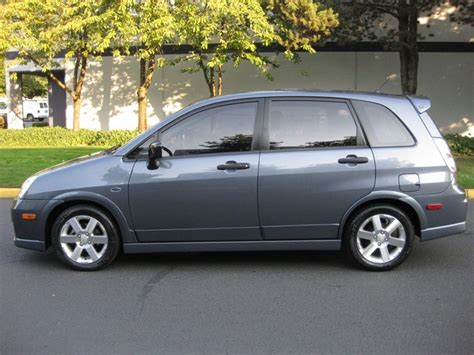 2006 Suzuki Aerio Sx by 2006 Suzuki Aerio Sx Awd All Wheel Drive 4 Cyl Auto