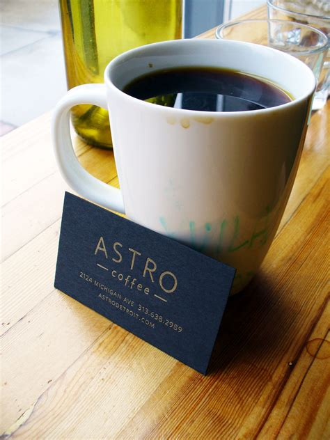 See more of astro coffee on facebook. Astro Coffee in Detroit.   Coffee   Coffee, Drinks und Tea