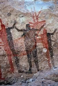 Cave Paintings Baja California