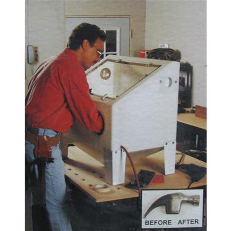 Bead Blast Cabinets Used by Garage Sale Bead Blast Cabinet W Gun
