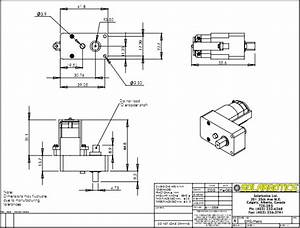 Pololu - Solarbotics GM2 224:1 Gear Motor Offset Output