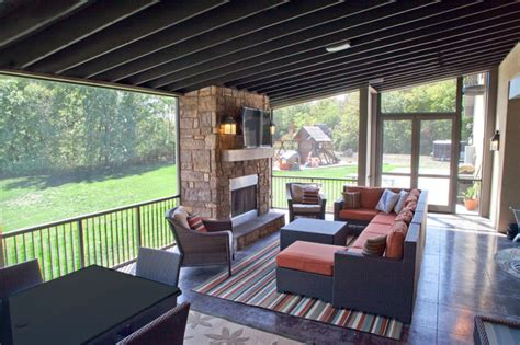 three season rooms pictures 3 season room modern sunroom other by kliethermes homes remodeling