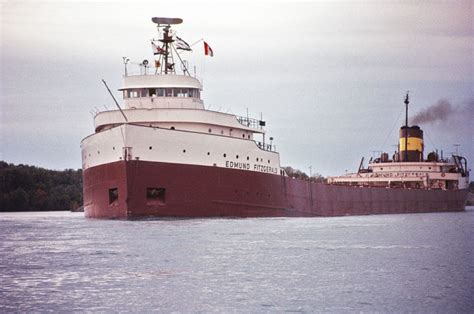 the nws in marquette is live tweeting the ss edmund