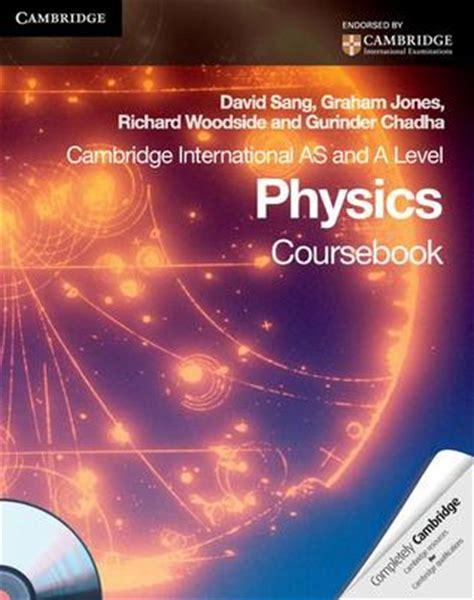 cambridge international  level   level physics