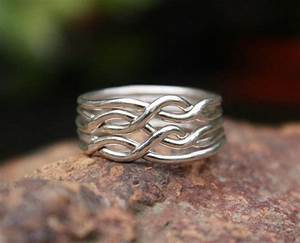 17 best images about sterling silver rings on pinterest With turkish wedding ring puzzle
