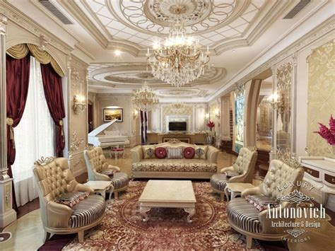 Home Decor Qatar : Villa Design In Saudi Arabia