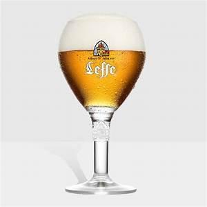 Verre A Bierre : nouveau verre a biere leffe belgian beer factory ~ Teatrodelosmanantiales.com Idées de Décoration