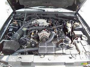 2000 Ford Mustang Gt Coupe 4 6 Liter Sohc 16