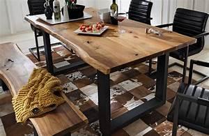 Esstisch Massivholz Baumkante : tisch mit baumkante selber machen schwimmbadtechnik ~ Orissabook.com Haus und Dekorationen