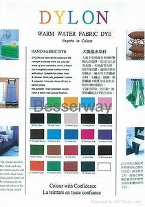 Polyester Färben Dylon : dylon warm water fabric dye hong kong trading company dyes pigment chemicals products ~ Watch28wear.com Haus und Dekorationen