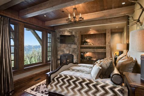 plaid pour canapé pas cher rustic bedrooms design ideas canadian log homes