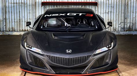 2017 Honda Nsx Gt3 4k Wallpaper Hd Car Wallpapers