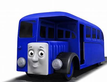 Bertie Thomas Bus Friends Engine Wikia Wiki