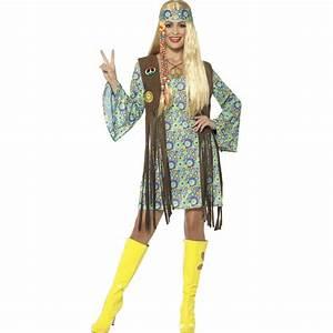 Boho Style Kaufen : hippie kost m damen flower power kleid 29 99 ~ Orissabook.com Haus und Dekorationen