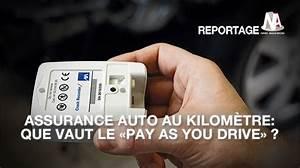 Assurance Au Kilomètre : assurance auto au kilom tre que vaut le pay as you drive ~ Medecine-chirurgie-esthetiques.com Avis de Voitures