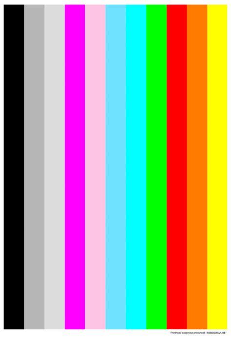 printer color test 36 laser printer color test page jots v40n1 effect of pre
