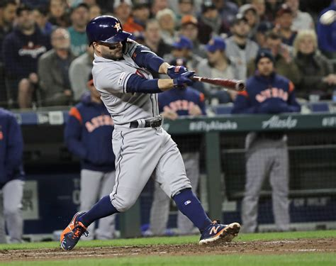jose altuve yuli gurriel hit grand slams astros beat