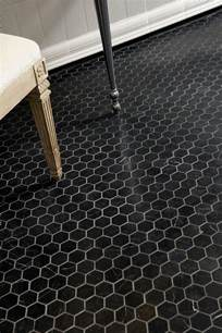 sacks nero marquina 2 quot hexagon marble mosaic in honed finish dining room